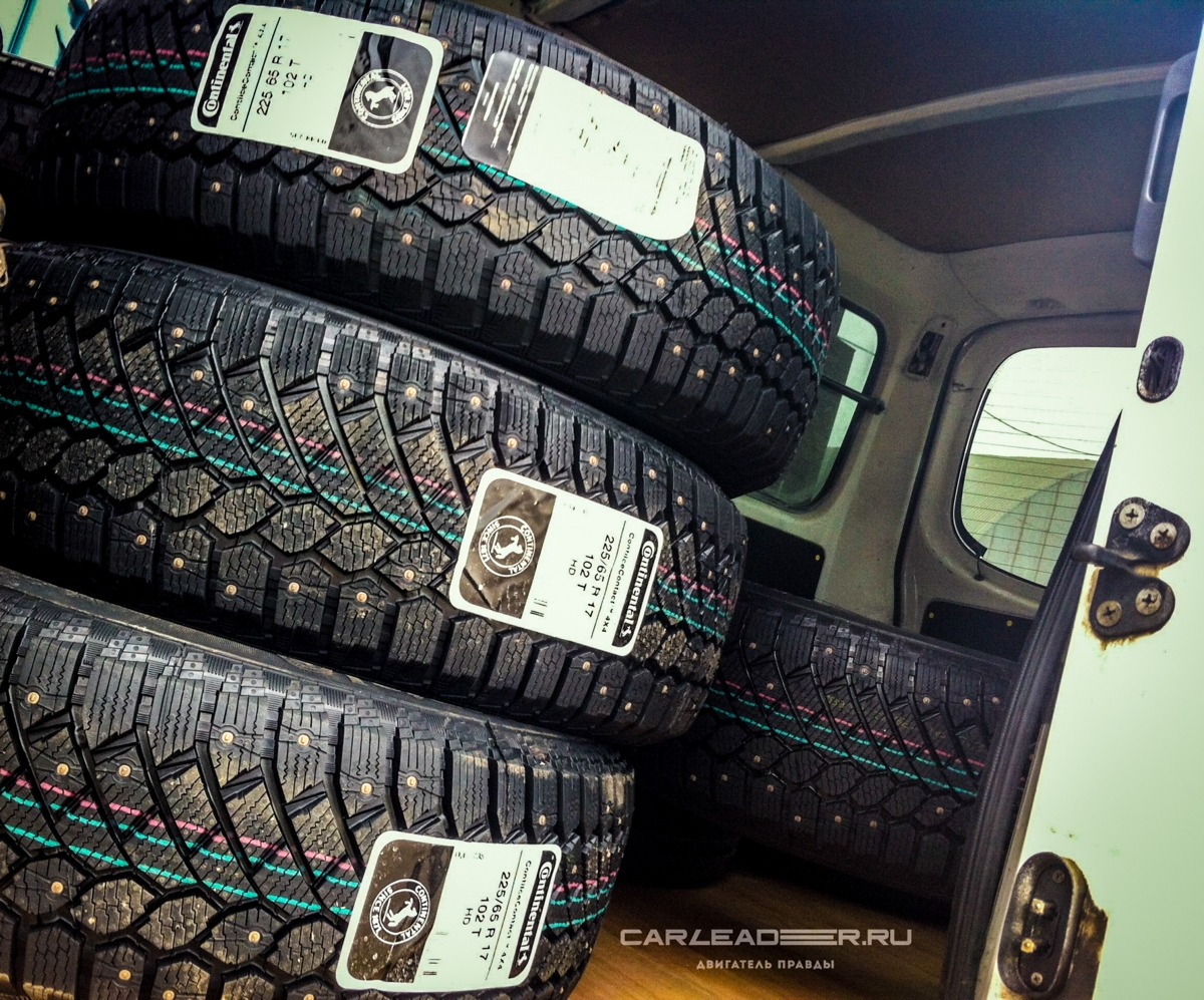 ContiIceContact 225/65 R17