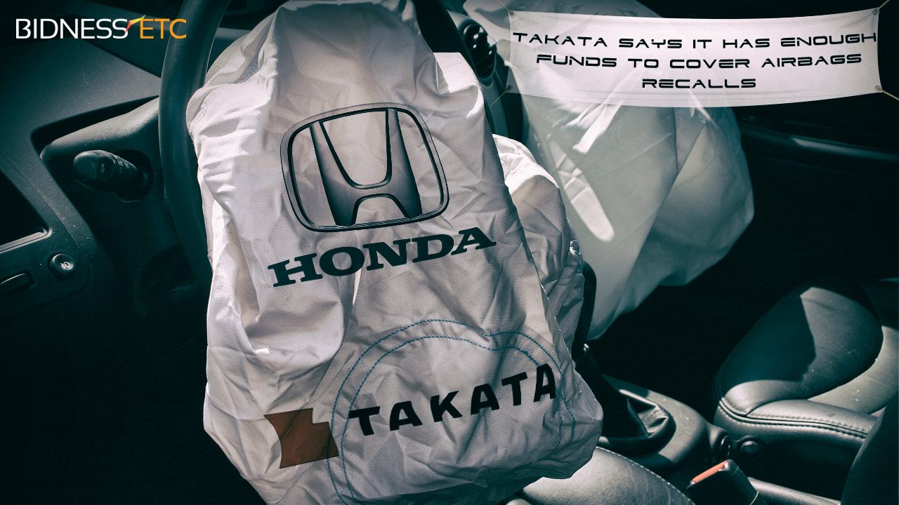 Takata car leader