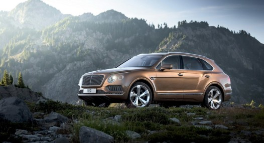 Bentayga Car Leader CL