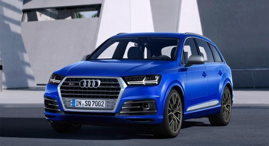 Audi SQ7 2016 Car leader