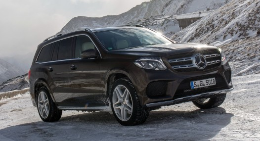 Mercedes-Benz-GLS-2016 CL Car leader