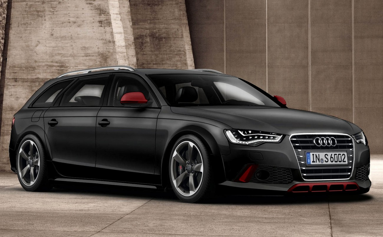 Audi RS 6 2017 car leader