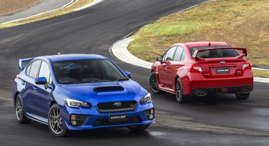 WRX STI CAR LEADER