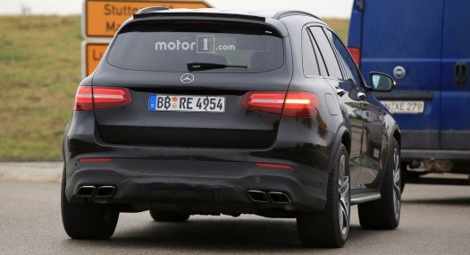 GLC 63 Car Leader