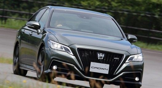 Toyota Crown 2018 new