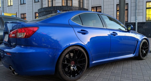 Homura Lexus IS F